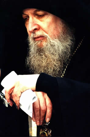 Archbishop Lazar Puhalo, Elder of the Canadian Orthodox Monastery of All Saints of North America